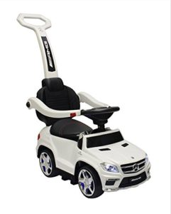 30d9d06bfc6 The best option for parents when choosing a pleasant ride for their young  children would be a ride-on car that has flexibility. The 4-in-1 Mercedes  Ride-On ...